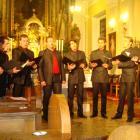 Koncert Višnjanskih fantov