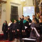 Božični koncert vseh višnjanskih zborov