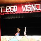Lutkovna igra Medved išče pestunjo in delavnice