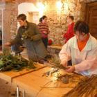 Delavnica izdelovanja butaric