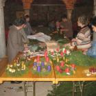 Delavnica izdelovanja adventnih venčkov